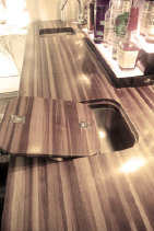 walnut countertop, walnut bartop, walnut wood countertop